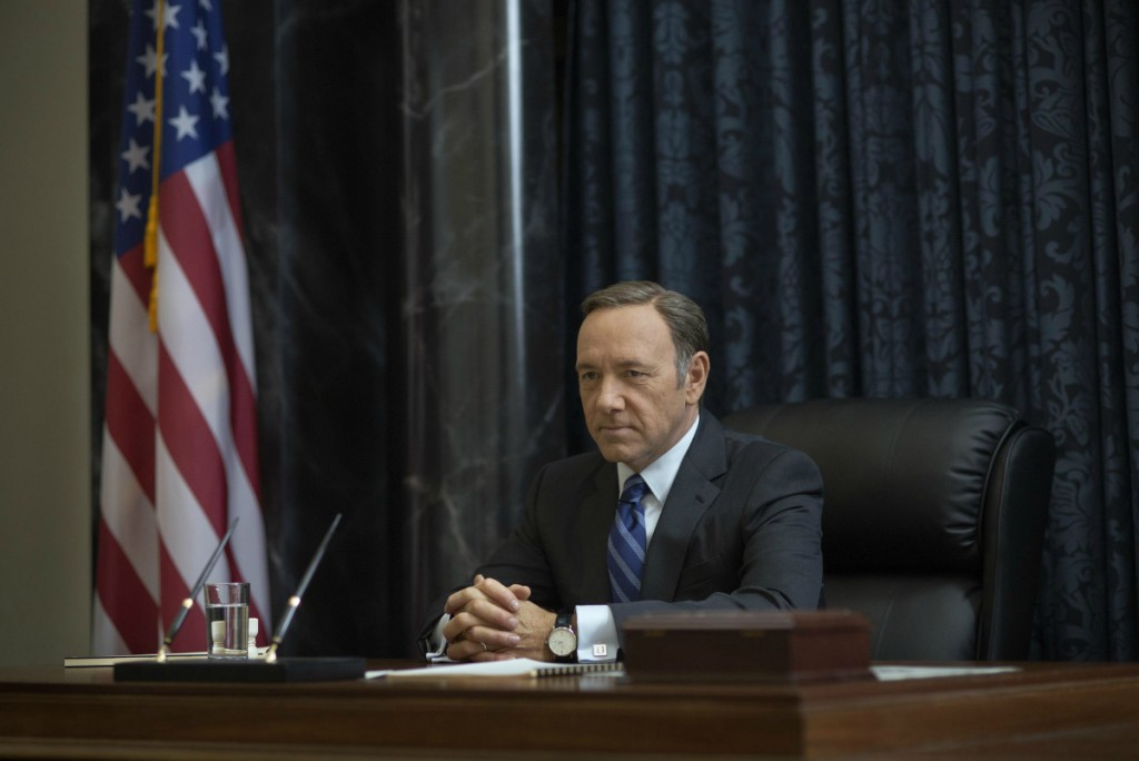 """House Of Cards - Staffel 2"" (Szenenbild #1) - © 2014 Netflix"
