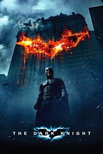 "Plakat zu "" The Dark Knight""© 2008 Warner Bros. Pictures"