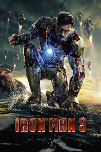 "Plakat zu "" Iron Man 3""© 2018 Film-Freak"