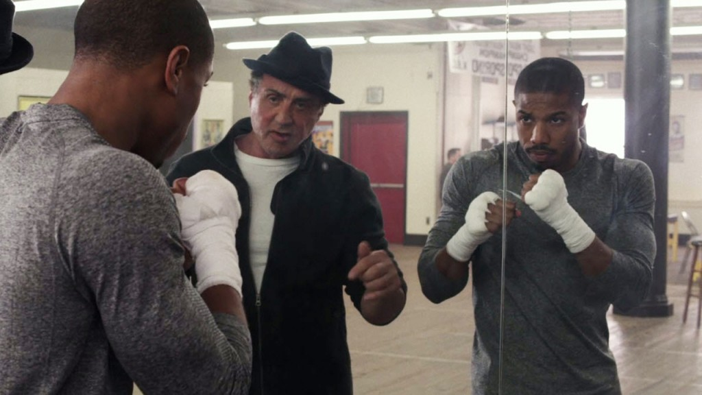 """Creed"" (Szenenbild) - © 2015 Warner Bros."