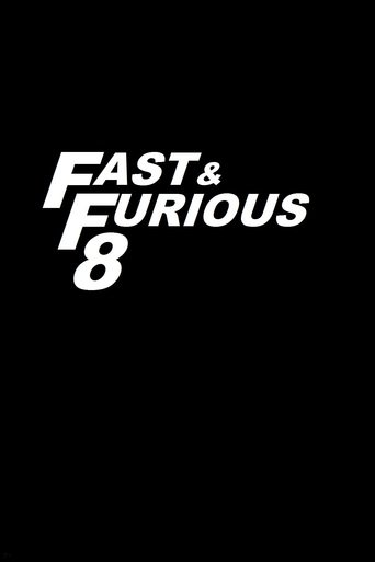"""Plakat zu """" Fast & Furious 8""""© 2017 Universal Pictures"""