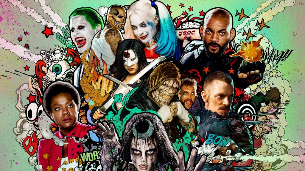 """Suicide Squad"" (Szenenbild) - © 2016 Dune Entertainment"