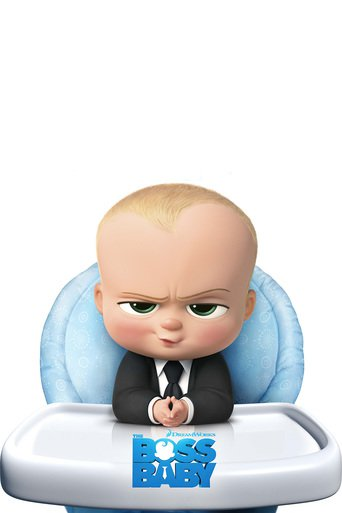 "Plakat zu "" Boss Baby""© 2017 Film-Freak"
