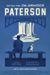"Plakat zu ""Paterson"" © 2016 Amazon Studios"