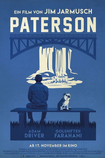 "Plakat zu "" Paterson""© 2016 Amazon Studios"