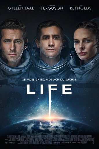 "Plakat zu "" Life""© 2017 Columbia Pictures"