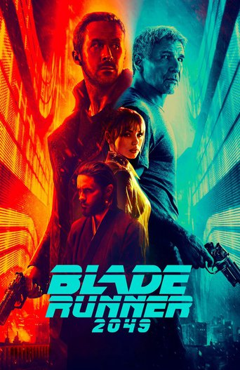 "Plakat zu "" Blade Runner 2049""© 2017 Alcon Entertainment"