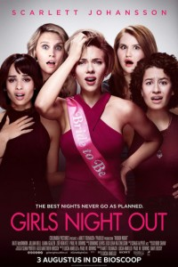 "Plakat zu ""Girls' Night Out"" © 2017 Sony Pictures Entertainment"