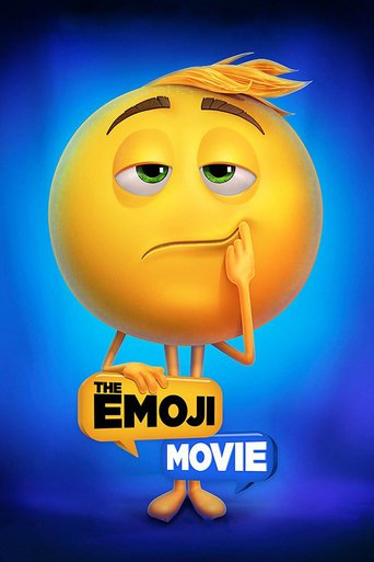 "Plakat zu "" The Emoji Movie""© 2017 Film-Freak"
