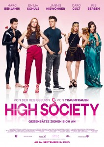 "Plakat zu ""High Society"" © 2017 Warner Bros."