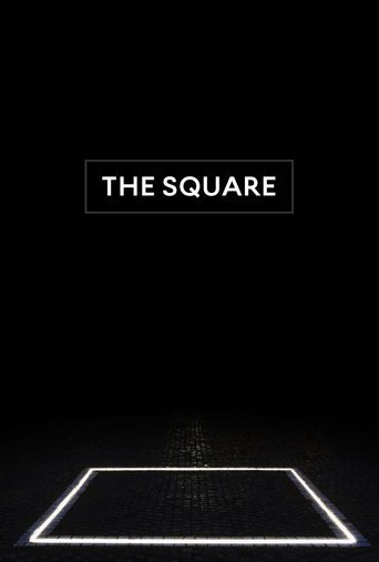 "Plakat zu "" The Square""© 2017 Plattform Produktion"