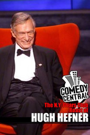 "Plakat zu "" Comedy Central Roast of Hugh Hefner""© 2001"