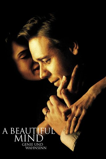 "Plakat zu "" A Beautiful Mind – Genie und Wahnsinn""© 2017 Film-Freak"