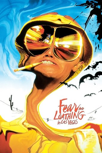 """Fear and Loathing in Las Vegas"" (Plakat) - © 1998 Universal Pictures"