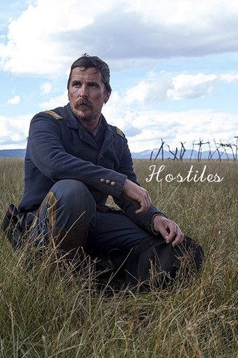 "Plakat zu "" Hostiles""© 2017 Waypoint Entertainment"