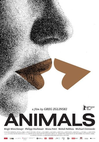 "Plakat zu "" Animals – Stadt Land Tier""© 2018 Film-Freak"