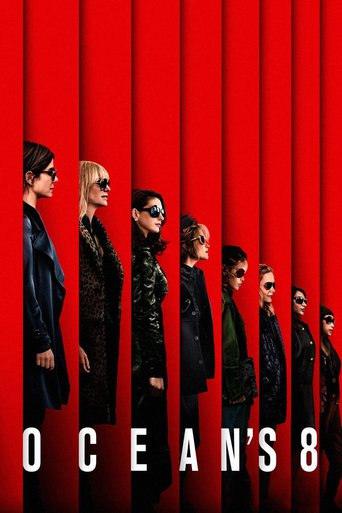 "Plakat zu "" Ocean's 8""© 2018 Film-Freak"