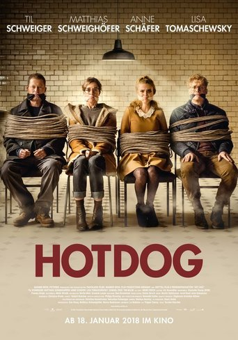 "Plakat zu "" Hot Dog""© 2018 Warner Bros."