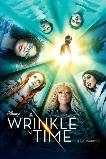 "Plakat zu "" Wrinkle in Time""© 2018"