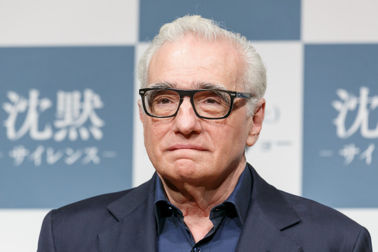 'Silence' film photocall, Tokyo, Japan - 16 Jan 2017 - Mandatory Credit: Photo by Aflo/REX/Shutterstock (7870138f) Martin Scorsese 'Silence' film photocall, Tokyo, Japan - 16 Jan 2017 The historical drama which is based on a Japanese novel by Shusaku Endo follows two Jesuit priests who travel from Portugal to Japan during the 17th century