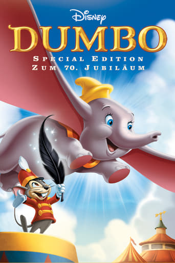 "Plakat zu "" Dumbo""© 2018 Film-Freak"