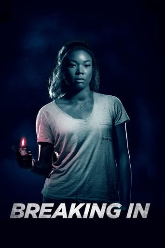 "Plakat zu "" Breaking In""© 2018 Will Packer Productions"