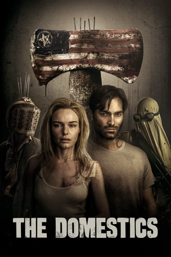 "Plakat zu "" The Domestics""© 2018 Film-Freak"