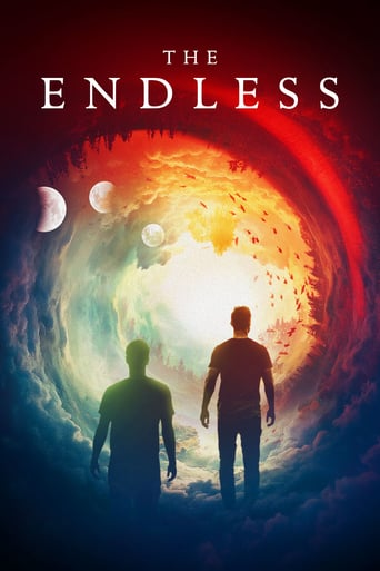 "Plakat zu "" The Endless""© 2017 Snowfort Pictures"