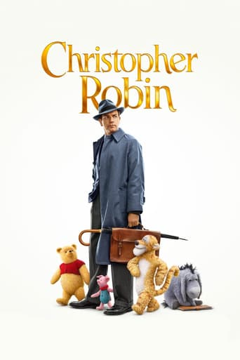 "Plakat zu "" Christopher Robin""© 2018 Walt Disney Pictures"